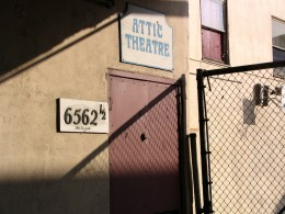 Rt. 66: West Hollywood, Attic Theatre