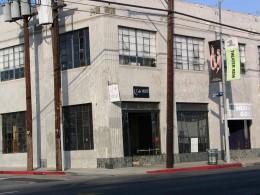 Rt. 66: West Hollywood, Café Muse