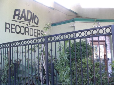 Rt. 66: West Hollywood, Radio Recorders