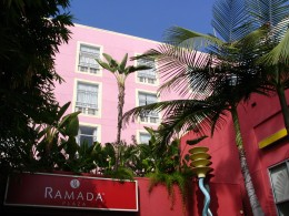 Rt. 66: West Hollywood, Ramada Plaza