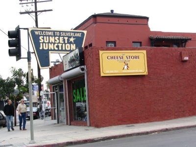 Rt. 66: West Hollywood, Sunset Junction