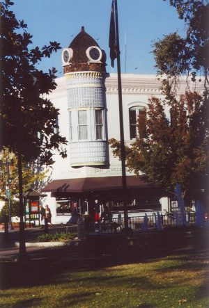Clock Tower, Paso Robles: Before Earthquake