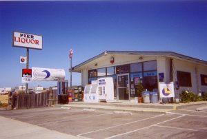 Pier Liquor, Oceano CA