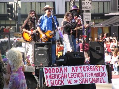 2008 Doo-Dah Parade: After Party