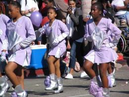 2008 Doo-Dah Parade: Devine Diamondettes Drill Team
