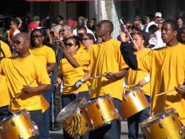 2008 Doo-Dah Parade: John Muir Alumni Drums Association