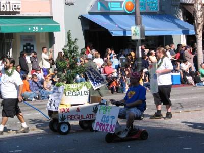 2008 Doo-Dah Parade: Legalize Pot