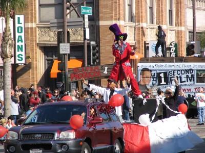 2008 Doo-Dah Parade: No War