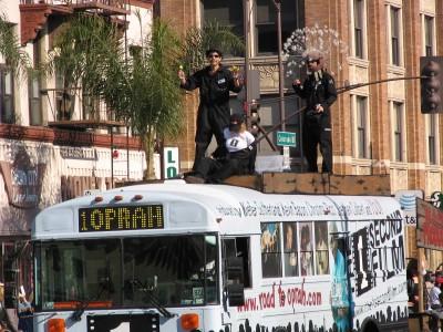 2008 Doo-Dah Parade: Road to Oprah