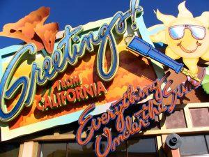 Disneyland and California Adventure Part 1: Greetings from California