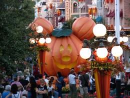 Disneyland and California Adventure Part 1: Halloween time