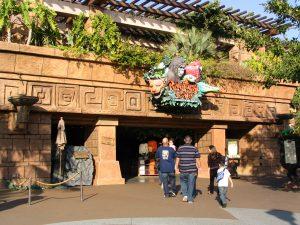 Disneyland and California Adventure Part 1: Rainforest Cafe