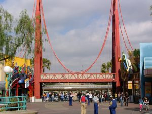 Disneyland and California Adventure Part 2: Golden Gate