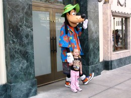 Disneyland and California Adventure Part 2: Goofy