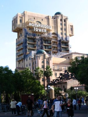 Disneyland and California Adventure Part 2: Hollywood Tower