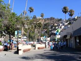 Down LA River Catalina: Crescent St
