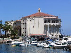 Down LA River Catalina: The Casino