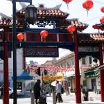 Down LA River Part 1: Chinatown entrance
