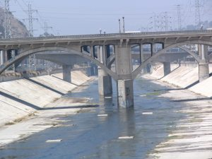 Down LA River Part 1: bridge