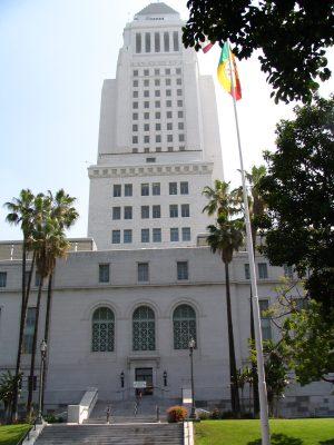 Down LA River Part 2: LA City Hall