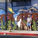 Down LA River Part 3: John Varley, Cashus mural