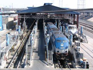 Down LA River Part 4: Amtrak maintenance yard