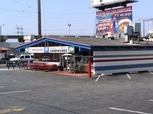 Down LA River Part 4: Mike's Sandwich Shop