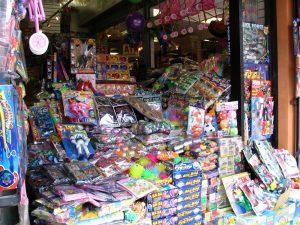 Down LA River Part 4: toys for sale