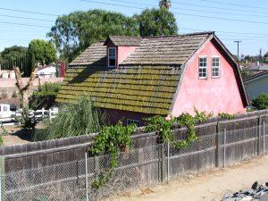 Down LA River Part 8: faded red barn