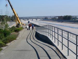 Down LA River Part 8: riverwalk