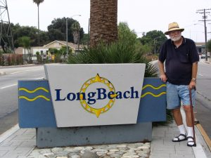 Down LA River Part 9: John Varley Long Beach sign