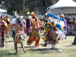 Down LA River Part 9: pow-wow Intertribal dance 2