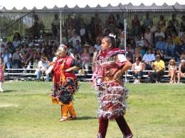 Down LA River Part 9: pow-wow jingle dancers