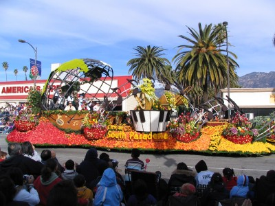 Rt. 66: 2008 Tournament of Roses Parade: South Pasadena