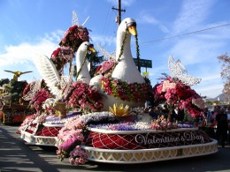 Rt. 66: 2008 Tournament of Roses Parade: valediction, Valentine's Day
