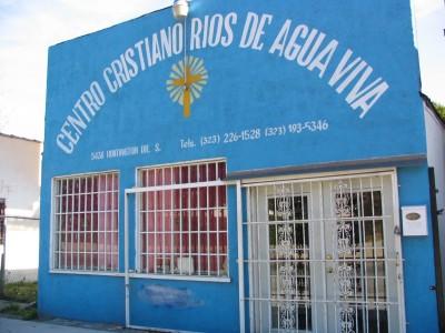 Rt 66: Alhambra, South Pasadena: Centro Cristiano Rios de Agua Viva
