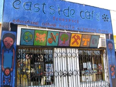 Rt 66: Alhambra, South Pasadena: Eastside Cafe