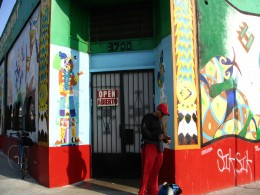 Rt 66: LA: LA: Abeja Restaurant