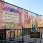Rt 66: San Gabriel, Pasadena: Mission Art Center mural