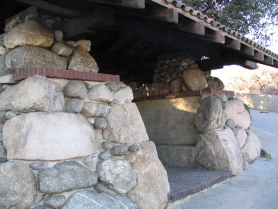 Rt 66: San Gabriel, Pasadena: bus stop
