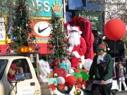 Rt. 66: Echo Park - Holiday Parade, Santa Claus