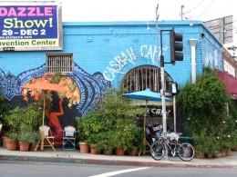 Rt. 66: Silverlake, Casbah Café
