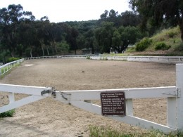 Sunset Boulevard - Part 17.5: Will Rogers State Historic Park: arena