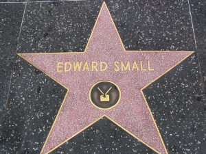 Sunset Boulevard - Part Eight: Out of the closet and deep into Hollywood: Edward Small star