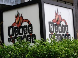 Sunset Boulevard - Part Eight: Out of the closet and deep into Hollywood: House of Blues