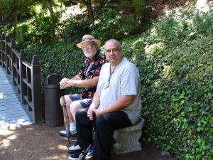 Sunset Boulevard - Part Eighteen: Self Realization Fellowship Lake Shrine: John Varley & Random Turner Jones