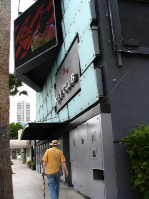 Sunset Boulevard – Part Eleven: Whiskey: John Varley, Key Club
