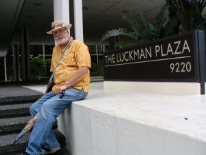Sunset Boulevard – Part Eleven: Whiskey: John Varley, Luckman Plaza