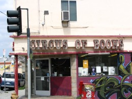 Sunset Boulevard - Part Five: The Music Box, Circus of Books