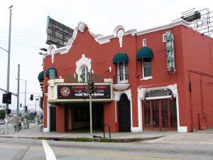 Sunset Boulevard - Part Six: Hooray! Hollywood! Vista Theater